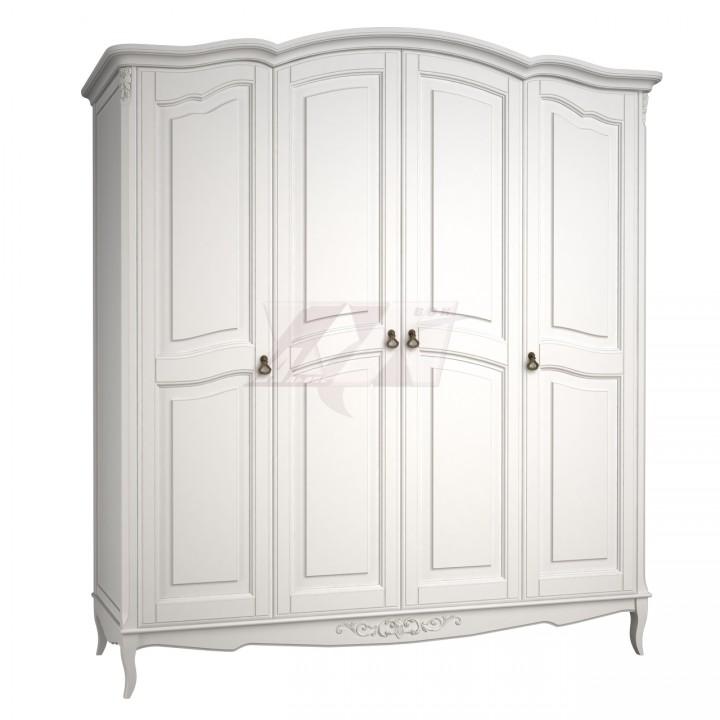 Шкаф 4 двери belverom B804