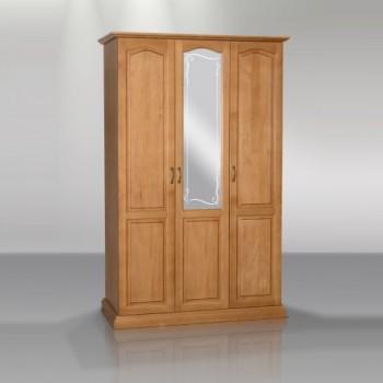 Шкаф 3ств, филенчатый